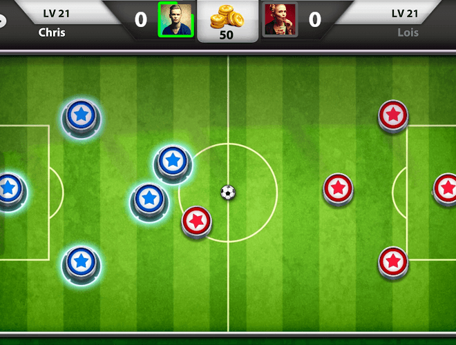 Joue Soccer Stars on pc 15