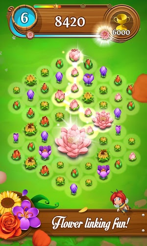 Play Blossom Blast Saga on pc 2