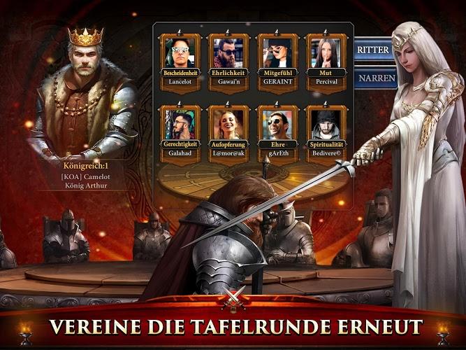 Spiele King of Avalon: Dragon Warfare für PC 4