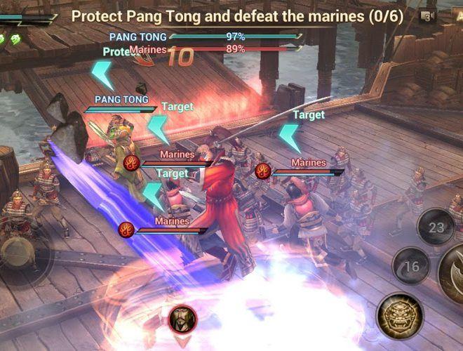 Играй Dynasty Warriors Unleashed На ПК 8