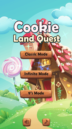 Play Cookie Land Quest on pc 3