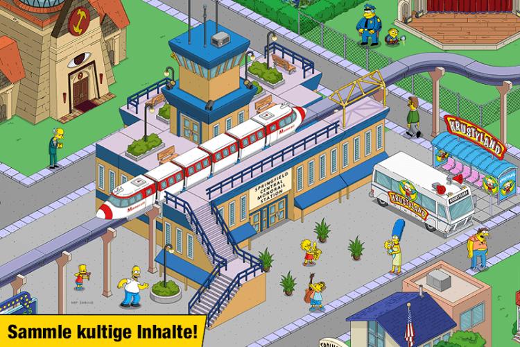 Spiele Die Simpsons™ Springfield für PC 4