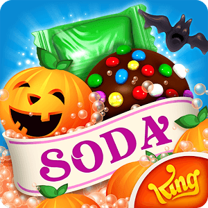Spielen Candy Crush Soda Saga on PC 1