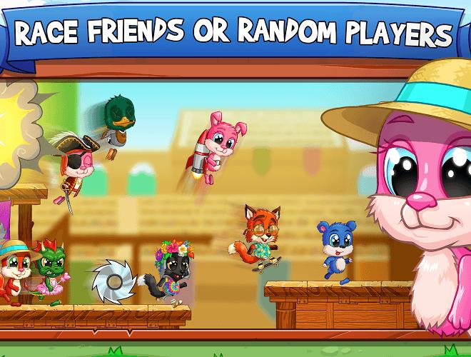Play Fun Run Arena Multiplayer Race on PC 10