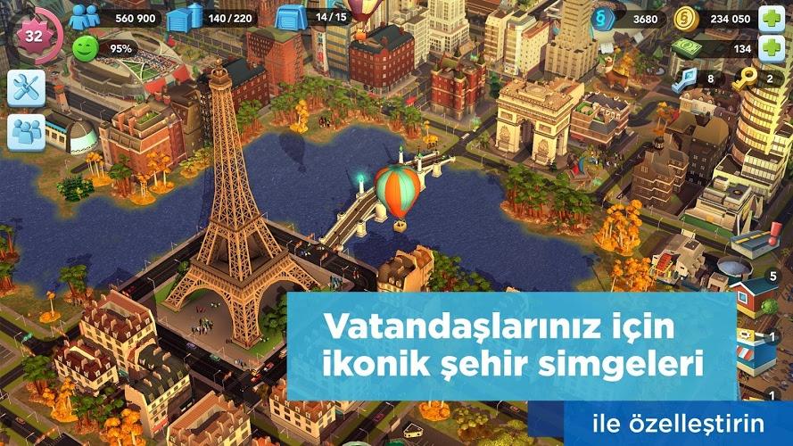 SimCity BuildIt İndirin ve PC'de Oynayın 16