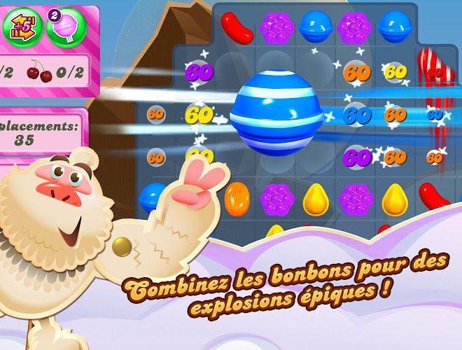 Jouez à  Candy Crush sur PC 16
