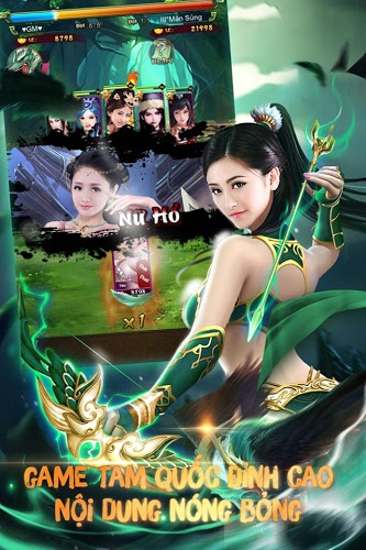 Chơi Tam Quốc 18+ on PC 1