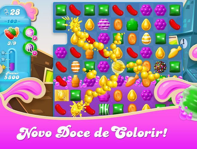 Jogue Candy Crush Soda Saga on PC 16