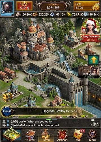 Играй Game of Kings:The Blood Throne На ПК 16