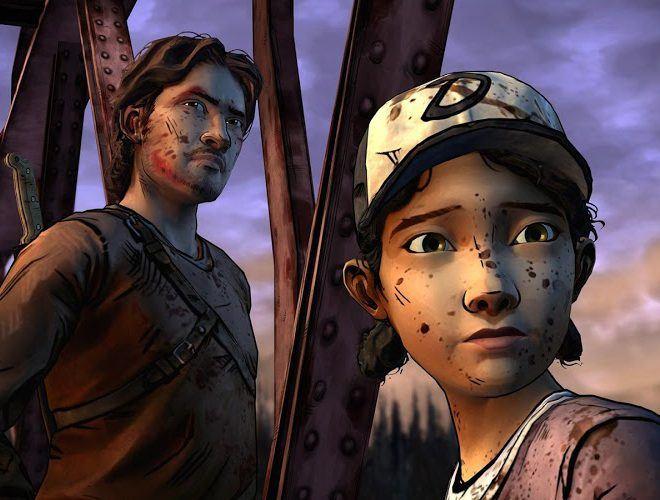 Play The Walking Dead: Season Two on PC 7