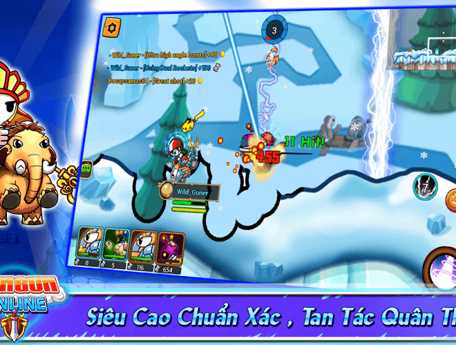 Chơi Gun Gun Online on PC 6
