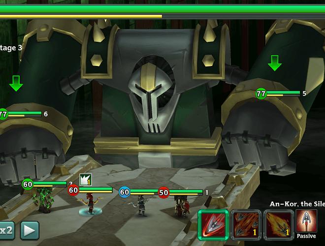 Играй Alliance: Heroes of the Spire На ПК 9