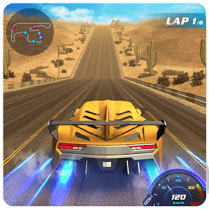 Play Drift car city traffic racer on pc