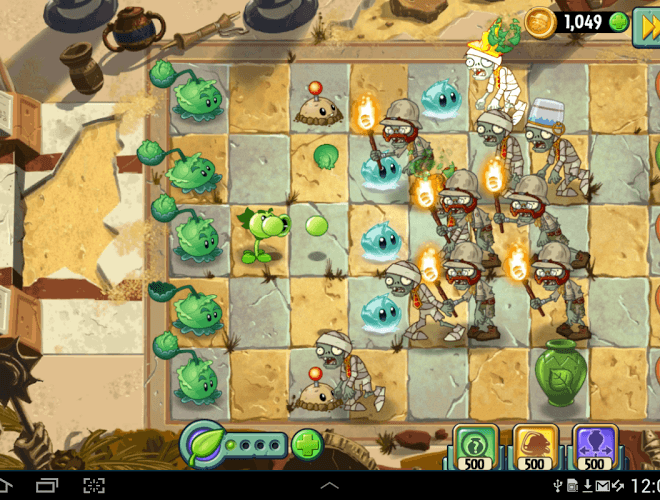 เล่น Plants vs Zombies 2 on PC 19