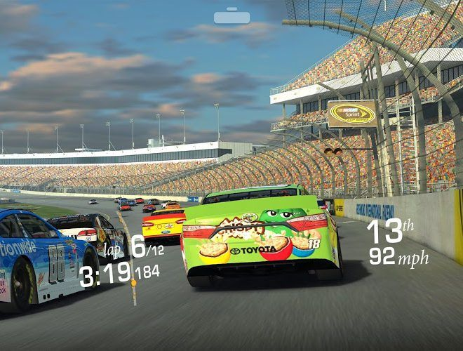 Main Real Racing 3 on PC 12