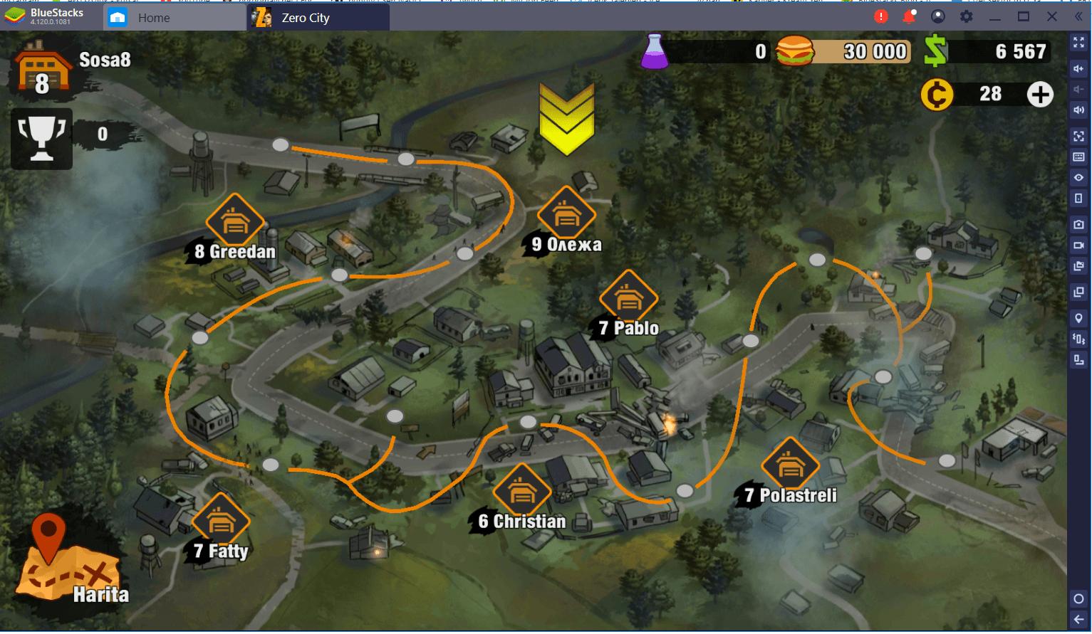 Zero City: Hızlı Para Kasma Rehberi