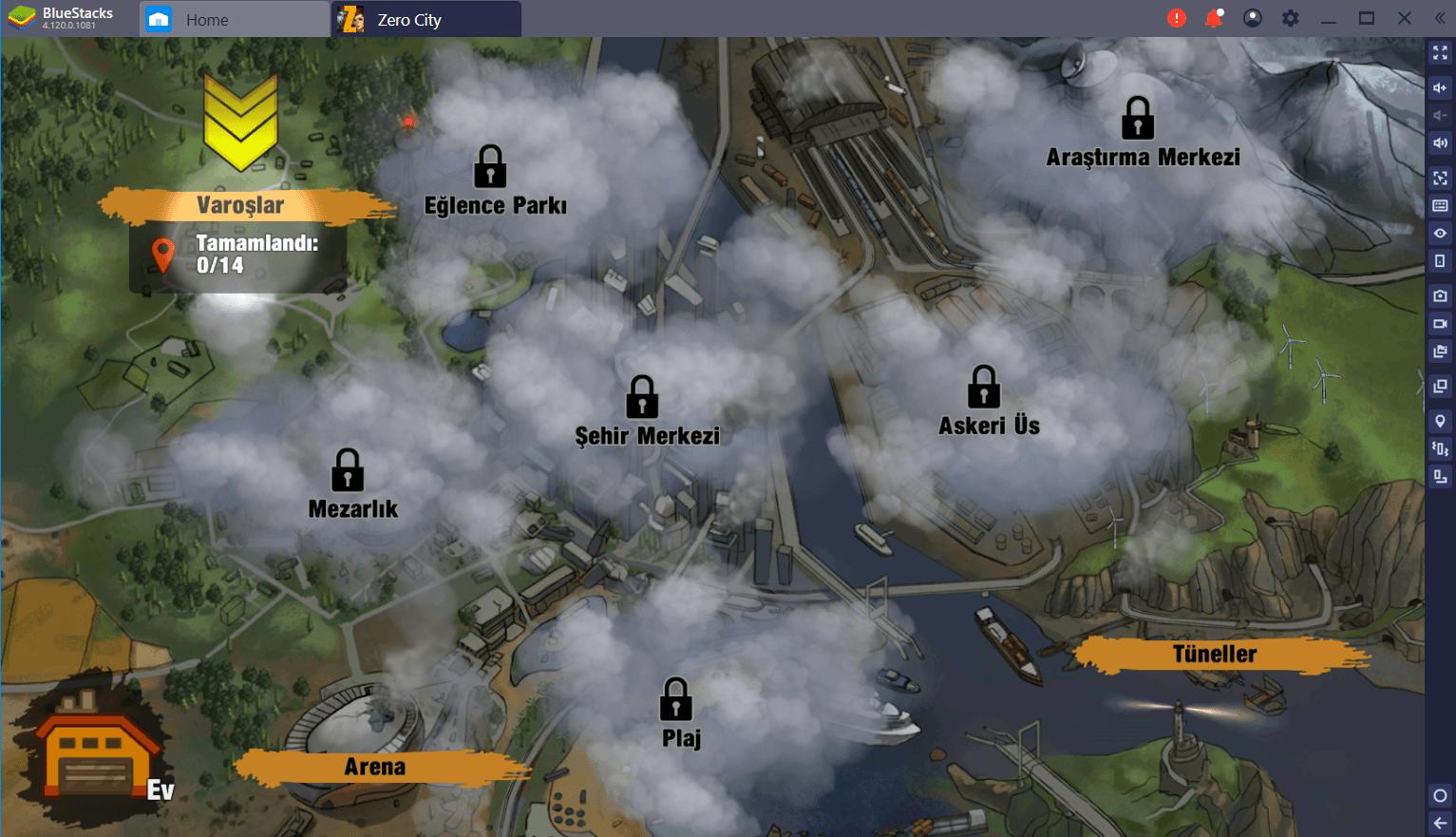 Zero City: Zombi Barınağı Hayatta Kalma Simülatörü – Yeni Başlayanlar İçin Yararlı Bilgiler