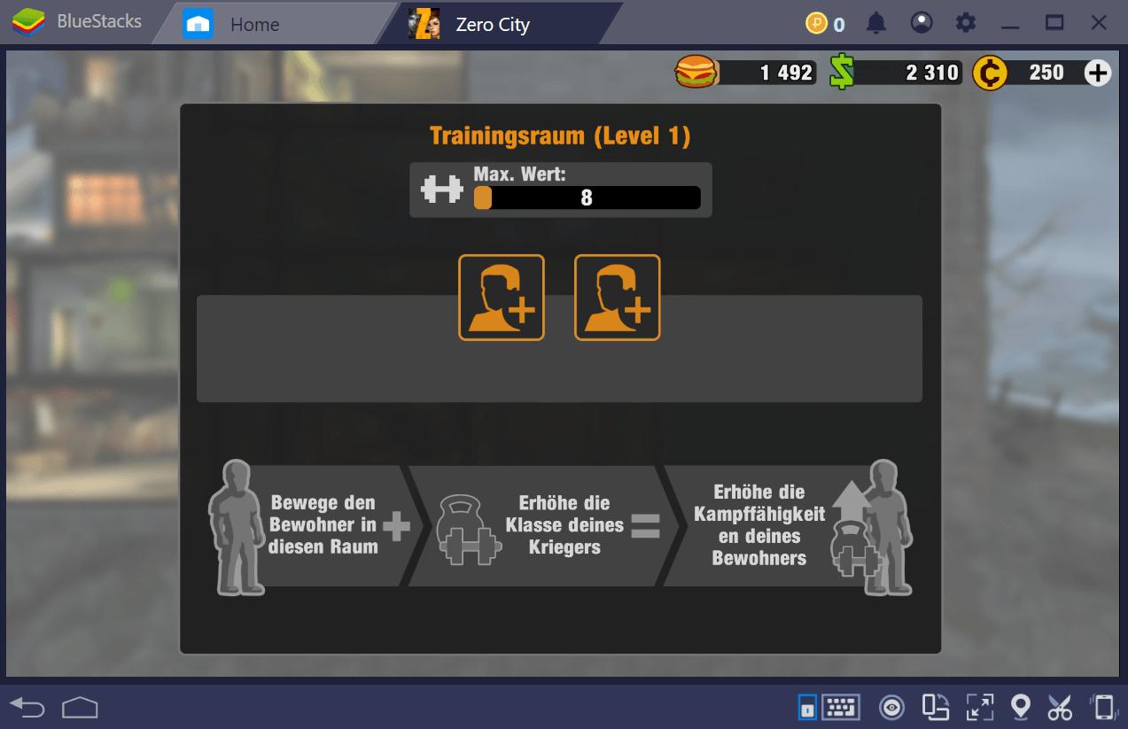 Ein Guide für einen fröhlichen Start in Zero City