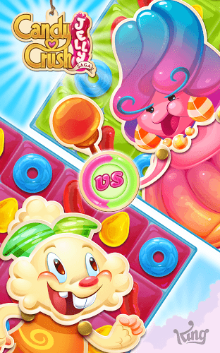 เล่น Candy Crush Jelly Saga on PC 19