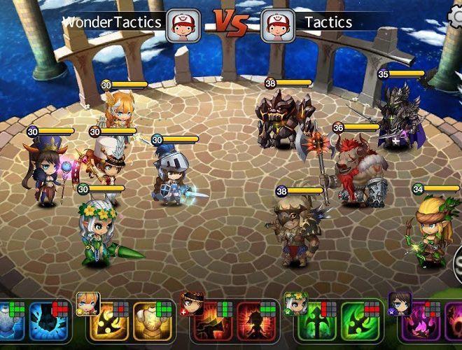 เล่น Wonder Tactics on PC 20