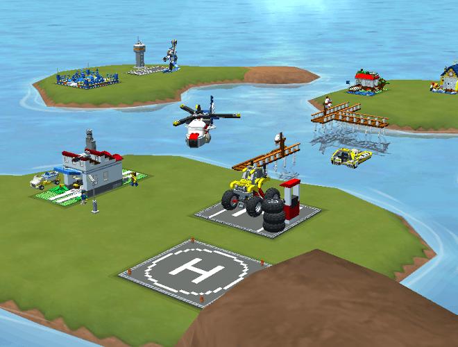เล่น LEGO® Creator Islands on pc 9