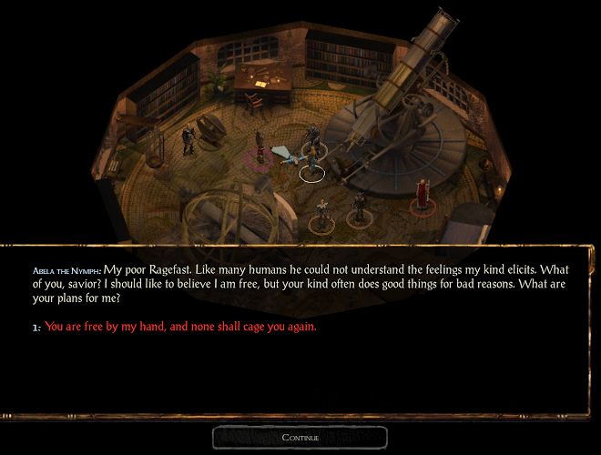 Play Baldur's Gate on PC 10