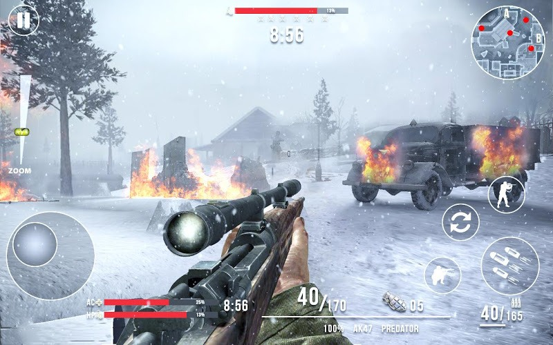Играй Call of Sniper WW2: Final Battleground На ПК 5
