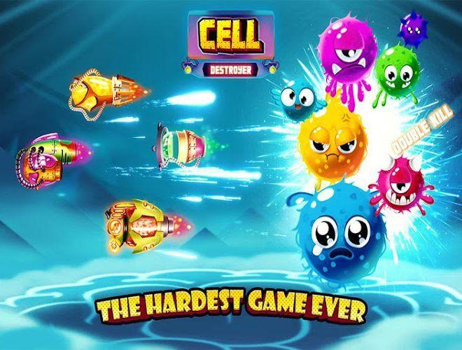 Chơi Cell Destroyer on PC 8