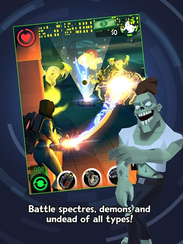 Играй Ghostbusters™: Slime City На ПК 18
