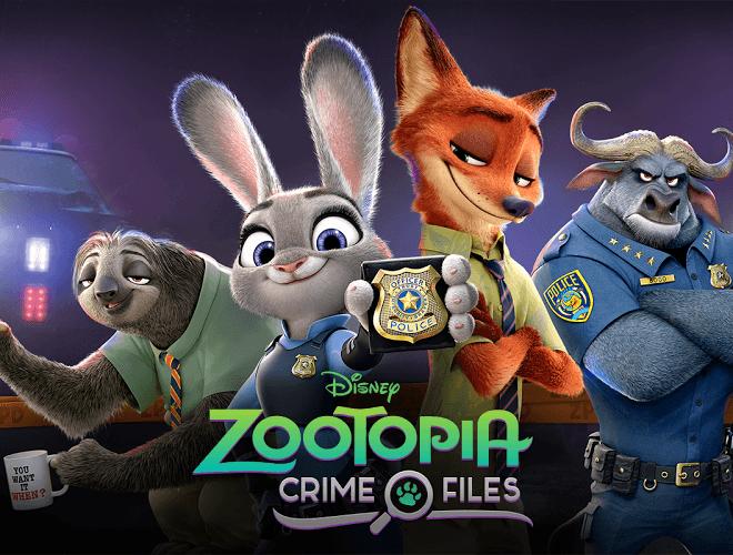 Play Zootopia Crime Files on PC 21