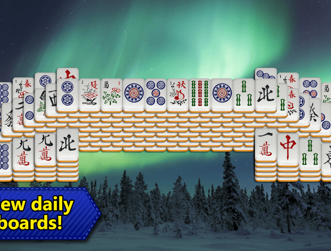 Play Mahjong Solitaire Epic on PC 12