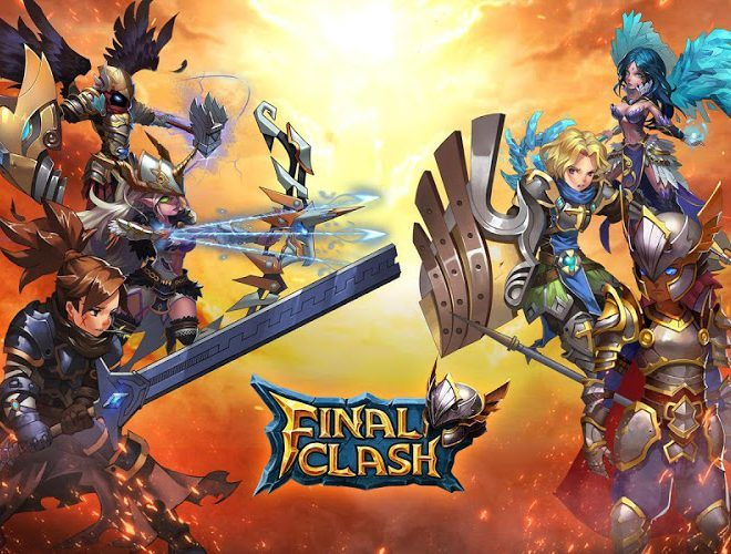 Play Final Clash on PC 8