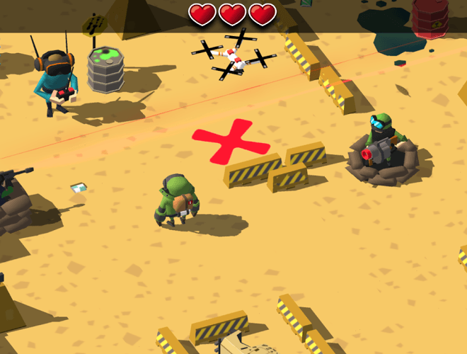 Играй Bomb Hunters На ПК 8