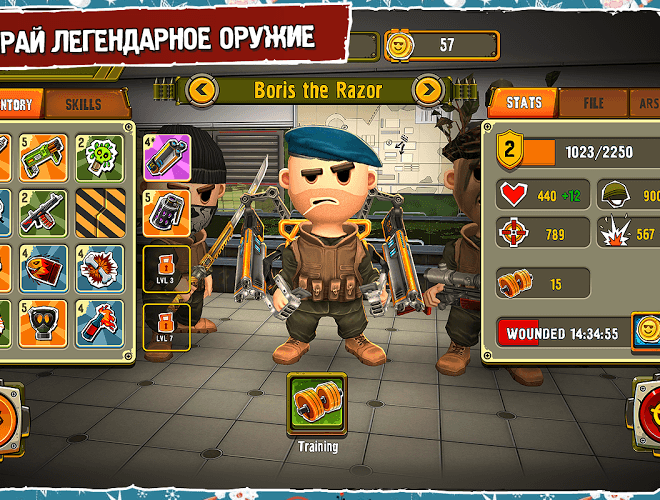 Играй Pocket Troops На ПК 9