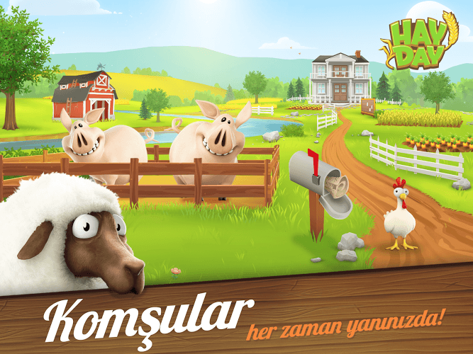 Hay Day İndirin ve PC'de Oynayın 13