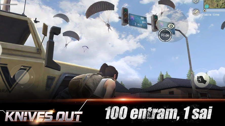 Jogue Knives Out para PC 3
