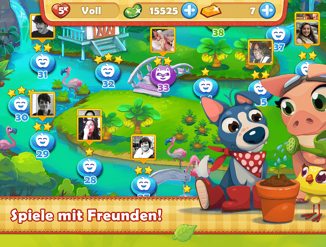 Spielen Farm Heroes for pc 12
