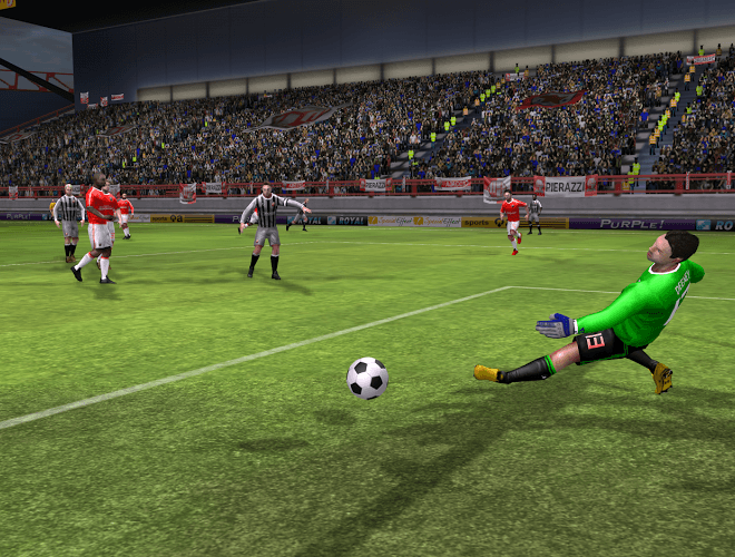 Speel Dream League Soccer on PC 7