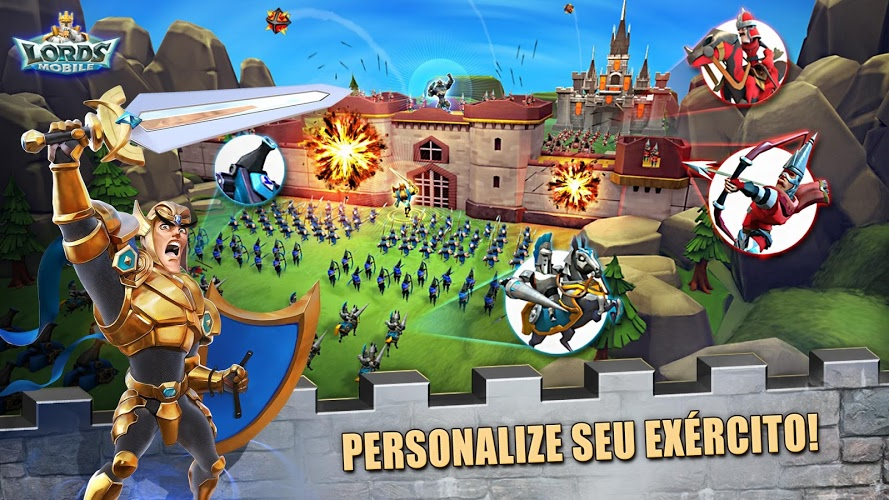 Jogue Lords Mobile para PC 15