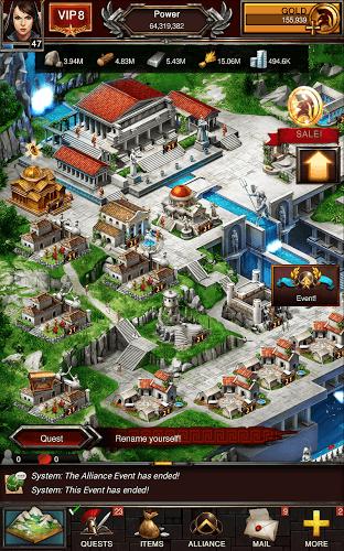 Jogue Game of War para PC 14